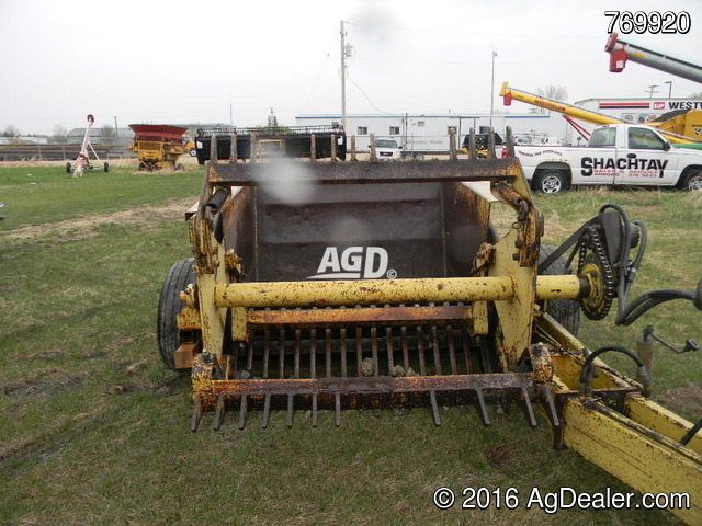 Degelman 558 Rock Picker